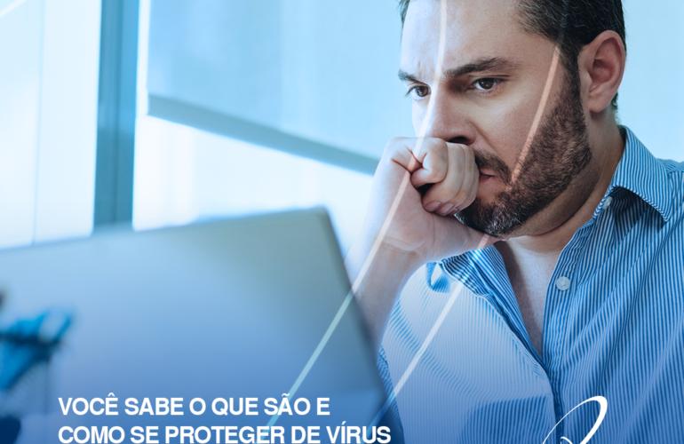 como se proteger de vírus